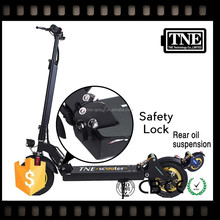 TNE hot seller 2016 covered smart police electric scooter 800w