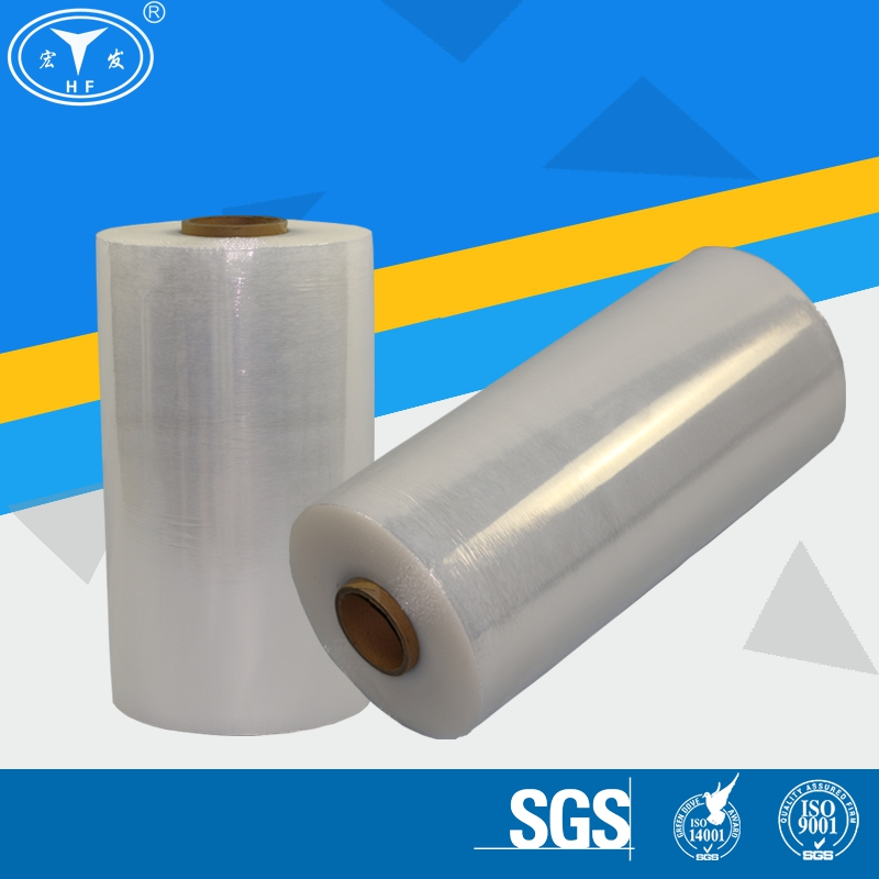 jumbo split protective plastic stretch film