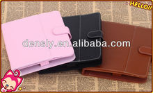 Cover for tablet with buckle for 7 inch tablet cover with great product
