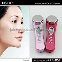 2013 Good Selling rechargeable Ionic Photon home use handheld notim beauty device