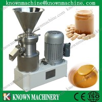 Best selling CE approvel nut butter grinder,nut butter grinding machine