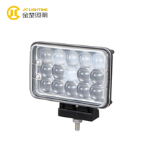 5 Inch High Power 45W Round LED Driving Light for Kenworth Trucks, Auto Lighting System Automotive LED Driving Lamps Headlights