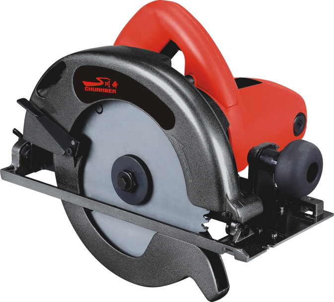 ChuanBen portable professional 185mm small wood cutting hand circular <strong>saw</strong>