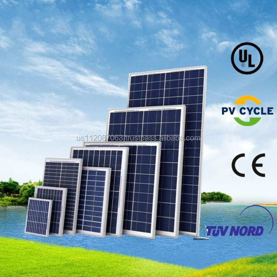 2015 Mono and Poly solar panel price list with TUV IEC CE UL certificate