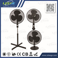 "FS40-1N 16"" South America CE,CB,ROHS,GS 100% copper 3 in 1 stand fan"