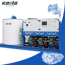 China Automatic Flake Ice Maker/snow Flake Ice Machine