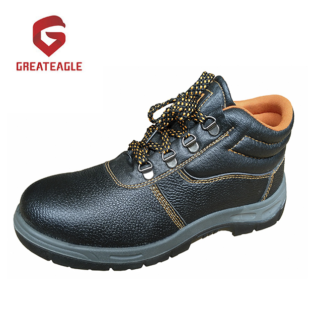 Industrial CE Standard Construction Safety Shoes