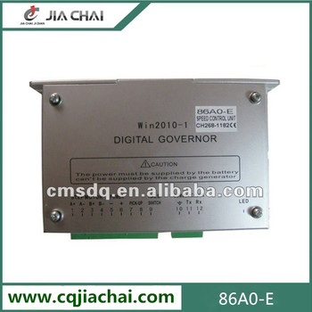Generator speed control unit 86A0-PD475-E CH268-1054 for Pakistan
