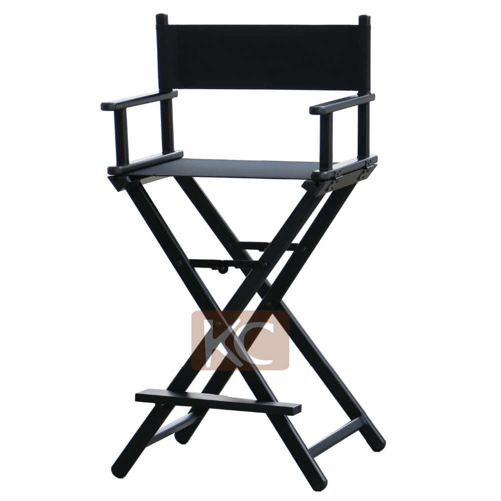 Portable Folding hair Salon makeup Artist Chair in Many Colors