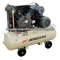 V-0.8/18 Belt Driven Piston Low Pressure Air Compressor Scrap | Low Pressure Piston Air Compressor | AC Air Pump Compressor