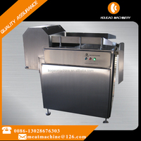016 best selling automatic goat meat cutting machine/meat dicer machine/meat cutting machine Whatsapp: 008613028676303