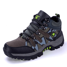 china new model sport shoes wholesale with suede upper,climbing sport mountain hiking shoe for men