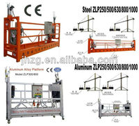 ZLP Series Suspended Platform/Cradle/Gondola/electric scaffold/window cleaning spiderman