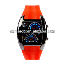 Gift sport fancy watch speedometer