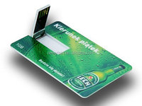usb flash drive id card / id card usb flash stick 2g/4g/8g customized logo