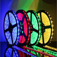CE &RoHS waterproof flexible LED Strips light SMD 5050 Christmas decoration