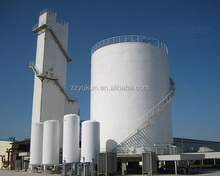 cryogenic liquefaction process oxygen production process industrial oxygen gas plant