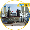 HZS90 ready mix concrete plant cement sand concrete mixing plant