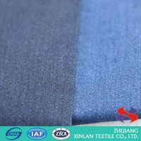 Most popular excellent quality 100 cotton yarn dyed denim fabric with good offer