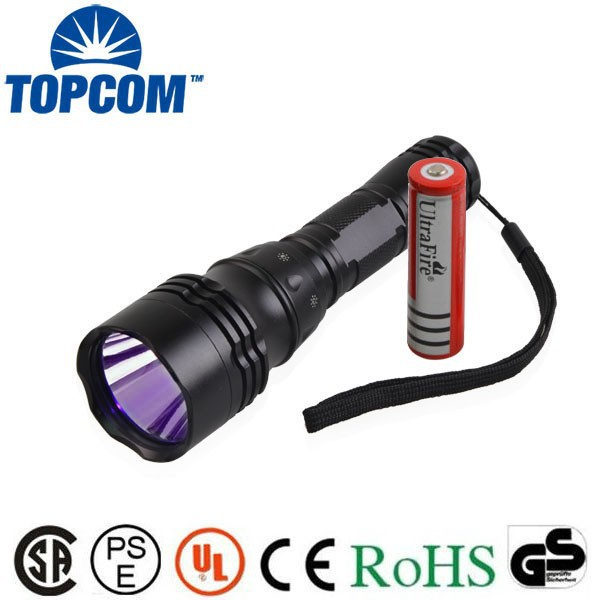 1000lm 5 Modes Diving Torch Diving Flashlight