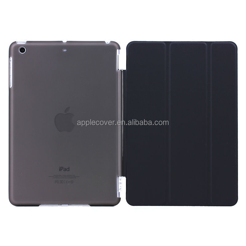 magnetic smart cover for iPad 2 3 4/air/mini,for ipad mini smart cover