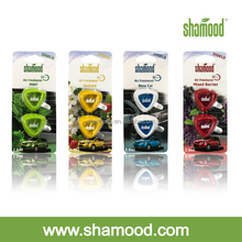 Shamood 2.5ML *2 Mini Car Vent Membrane Air Freshener , Pretty Liquid Car Perfume