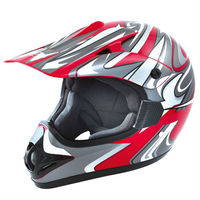 "Akira ""Ishido"" Motorcycle Helmet for MX Motocross Enduro"
