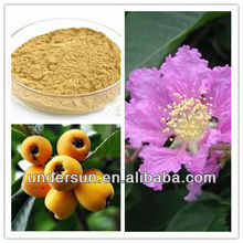 Best price natural corosolic acid 1%-98%/Banaba Leaf Extract