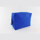 Blue men travel organizer toilet makeup cosmetic bag