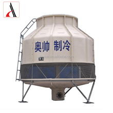 Industrial 100T FRP water evaporative cooling tower