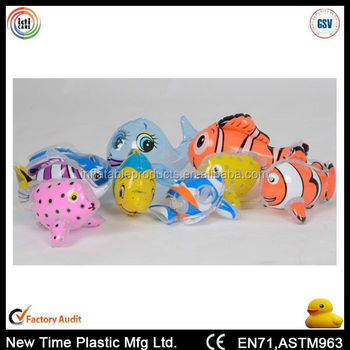 2014 hot sale inflatable pvc sea toys