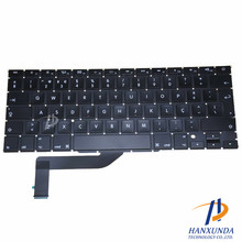 "Original 2012-2014 year PT layout keyboard without backlight for pro 15"" retina A1398 Portuguese keyboard"