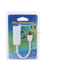 USB 2.0 to Ethernet LAN Wired Network Adapter wholesales