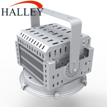 400W Heat Sink IP65 Waterproof Explosion-proof Indoor Outdoor Led Projection Flood Light Housing