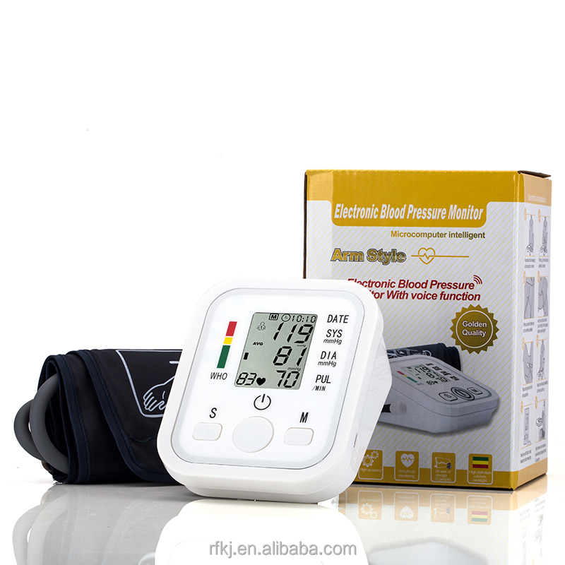 Gold Supplier price cheap top quality digital Blood Pressure Patient Monitor