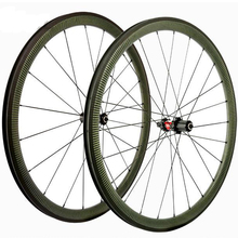 2018 Top Selling Product 23/25mm Width 20/24/38/50/60/88mm U Shape Carbon 3K Kevelar Finish Bicycle Tubular/Clincher Wheels
