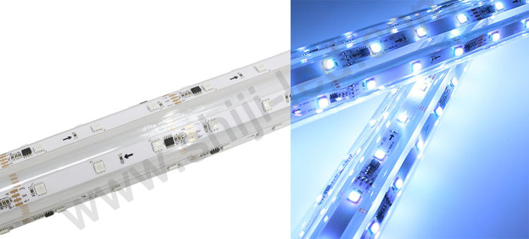 360 viewing Madrix music control dmx led video3D vertical tube