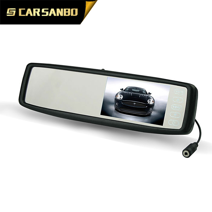 China factory mirror with touch button with high quality