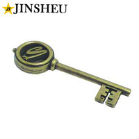 castle metal souvenir custom zinc alloy antique door key