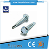 hex head driling screws
