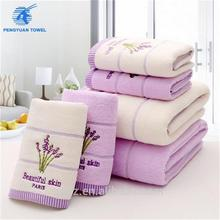 china manufacturer cheap wholesale custom logo embroided terry cotton hand towel in bulk