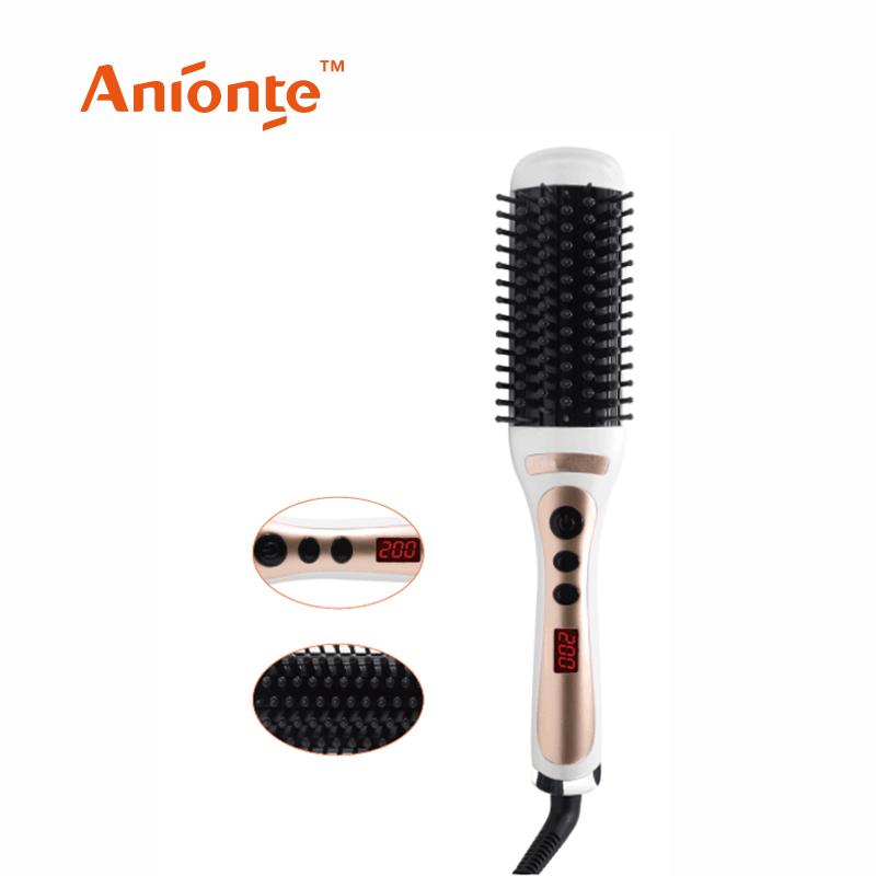Automatic Very Useful Hair Straightener With Comb