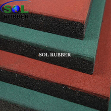 outdoor rubber flooring rubber gym flooring