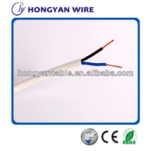 Copper Conductor Insulation PVC Eletrical Cable pvc insulated cable 0.75mm2