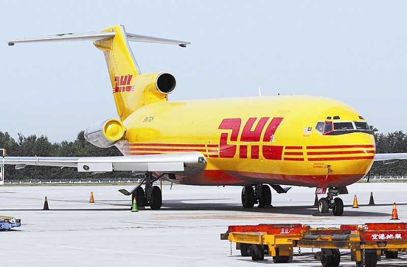 air freight courier courier dhl express delivery from china to Stockholm