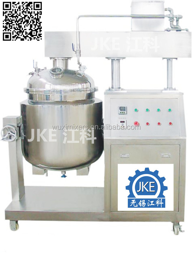 Excellent Quality Automatic Liquid Agitator Vacuum Mixer