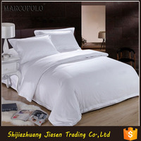 Plain White 100% Cotton Bed Sheet
