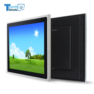 IP65 industry 10 inch touch screen monitor