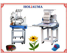 HONG high speed 15 needle single head embroidery machine