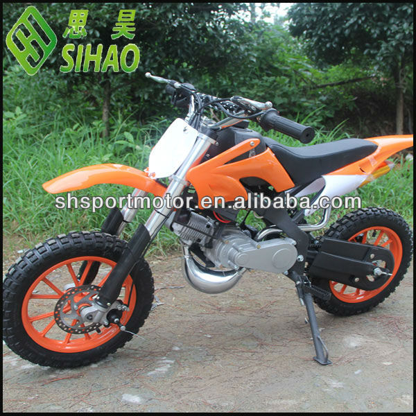 Mini dirt bike kids pit bike 49cc Easy Pull start with CE